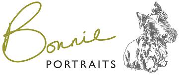 Bonnie Portraits Logo